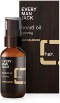 Every Man Jack Online Only Sandalwood Beard Oil