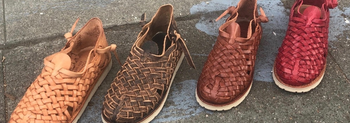 A Peek into the Cultural Evolution of Mexican Huaraches