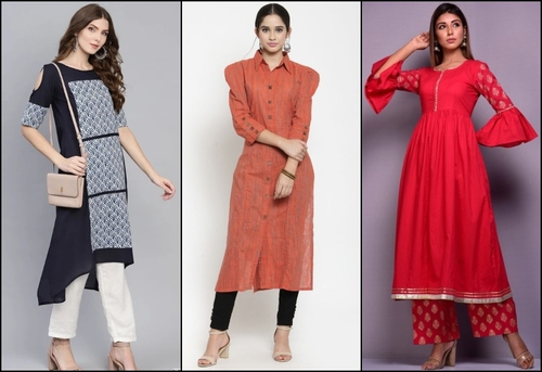 Make Your Kurti Statement The Most Elite One By Trying Out These Unique Sleeves!